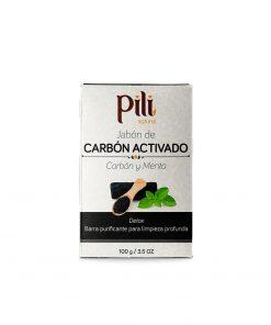 Jabón-de-carbon-activado-pili-Holy-cosmetics