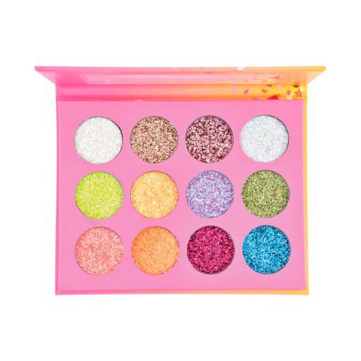 Paleta-de-glitter-color-fest-ruby-face-tonos--Holy-cosmetics