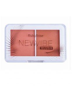Rubor-new-vibe-ruby-rose-tono-2-Holy-cosmetics