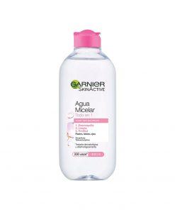 Agua-micelar-todo-en-1-garnier-skin-active--Holy-cosmetics
