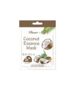 mascarilla coconut essencia dear she web Holy cosmetics